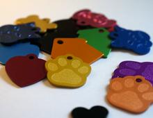 Médailles pour animaux